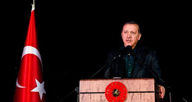 'En önemli sorun terörle mücadele'
