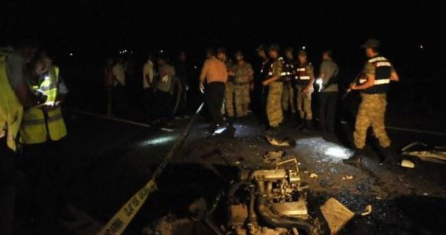 Şanlıurfa'da kaza: 4 ölü 2 yaralı