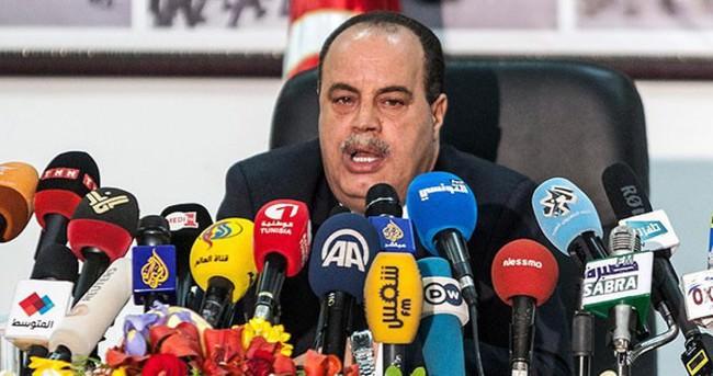 Tunus'ta terör örgütü operasyonu