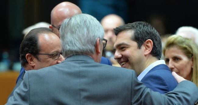 AB ile Yunanistan anlaştı piyasalar hareketlendi!