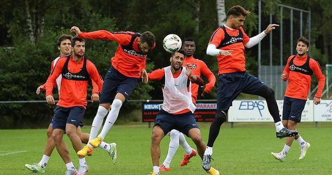 Trabzonspor, Hollanda kampını tamamladı