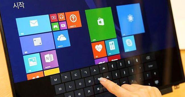 LG dokunmatik ekranı baştan yaratıyor!