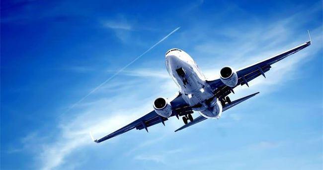 Uluslararası yolcu trafiği arttı