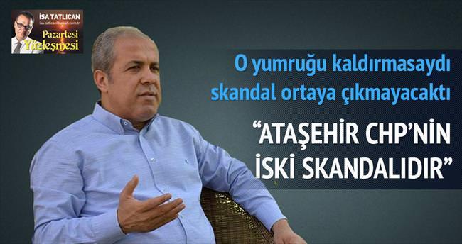 Ataşehir CHP'nin İSKİ skandalıdır!