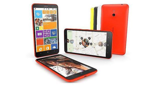 Microsoft'tan 6 Lumia birden