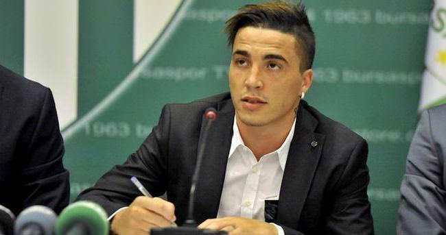 Bursaspor, Josue ile sözleşme imzaladı