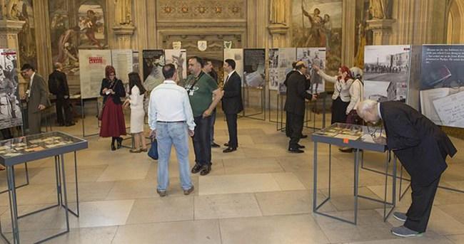 İngiltere Parlamentosu'nda Osmanlı Savaş Esirleri sergisi