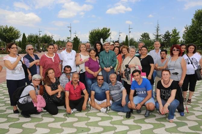 Maltepe'den Gelip Eskişehir'e Hayran Kaldılar