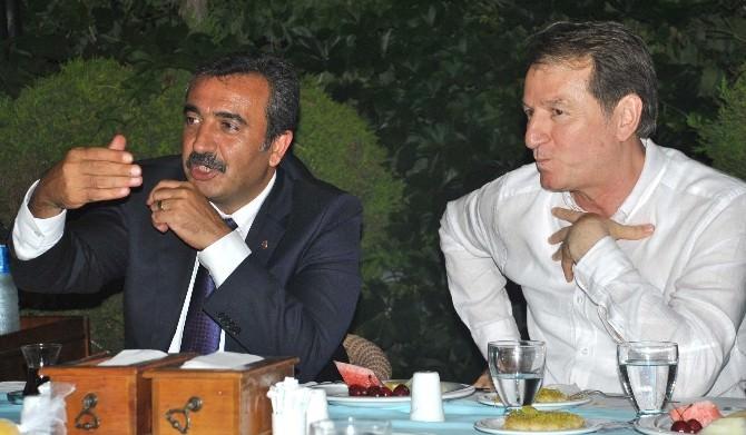Başkan Çetin'den Çukurova'ya Stat Müjdesi