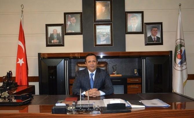Başkan Toltar'dan Kadir Gecesi Mesajı