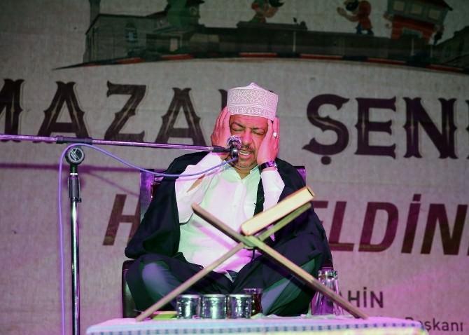 Dünyaca Ünlü Hafız Sadıen'den Gazianteplilere Kur'an Ziyafeti