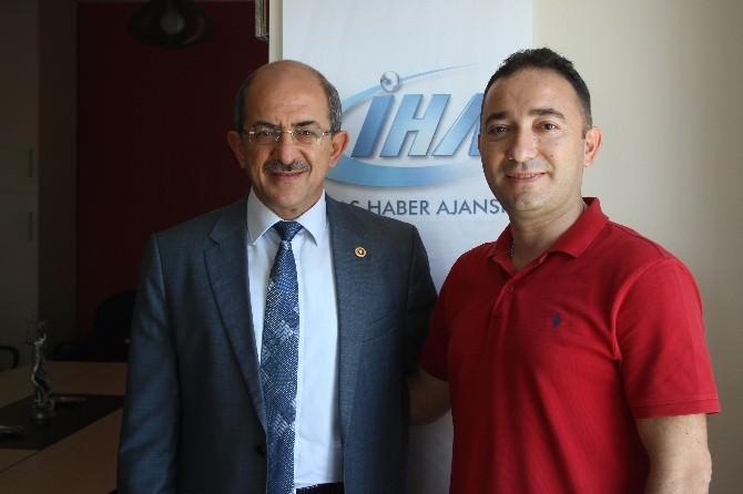 AK Parti Kayseri Milletvekili Kemal Tekden: