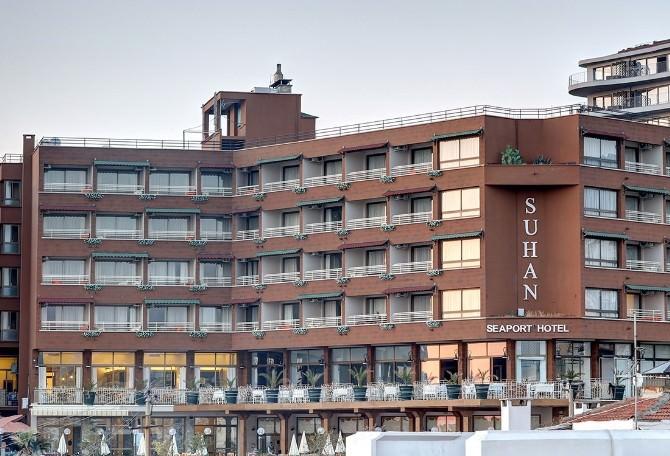 Kuşadası'nda Yeni Bir Otel Hizmete Girdi