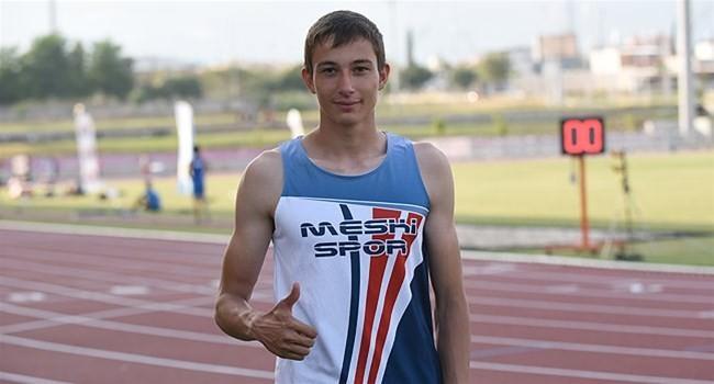 Meskispor Atletizm Sporcusu Dünya Şampiyonu Oldu