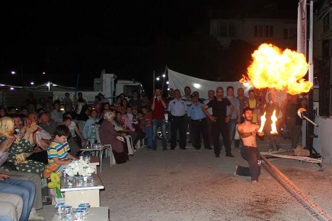 Osmancık'ta Ramazan Etkinliklerine Muhteşem Final