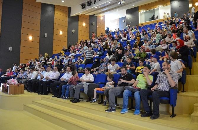 Rize'de 130 Kursiyer Başarı Belgelerini Aldı