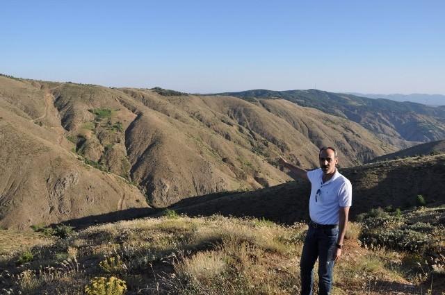 Kasap Deresi Gölet Projesi Bitirilmeyi Bekliyor
