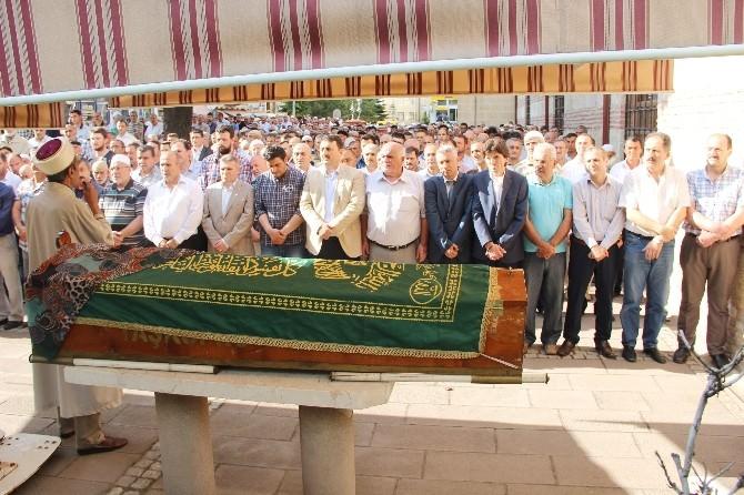 Taşköprü Belediye Başkan Yardımcısı Çorbacı'nın Eşi Vefat Etti