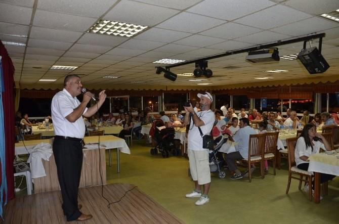 Kuşadası Türk Ocağı'ndan İftar Yemeği
