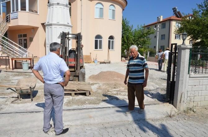 Dalaman'da Halkın Yaptırdığı Cami Bayram Namazına Yetişecek