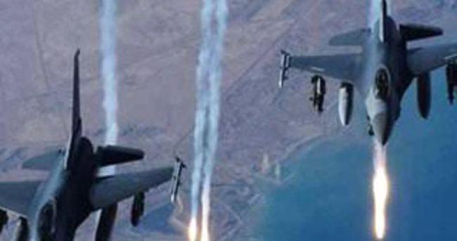 Koalisyon güçlerinden IŞİD'e 48 yeni hava saldırısı
