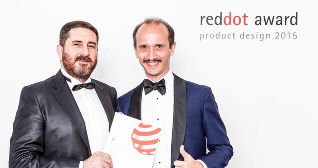 İtalyan ISVEA tasarım gücünü ikinci kez kazandığı Red Dot ödülüyle tescilledi