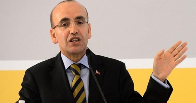 Şimşek: Anlaşma Türk ekonomisi için güzel haber!