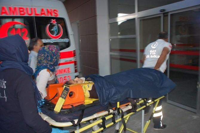 Adıyaman'da Otomobilin Çarptığı Çocuk Yaralandı