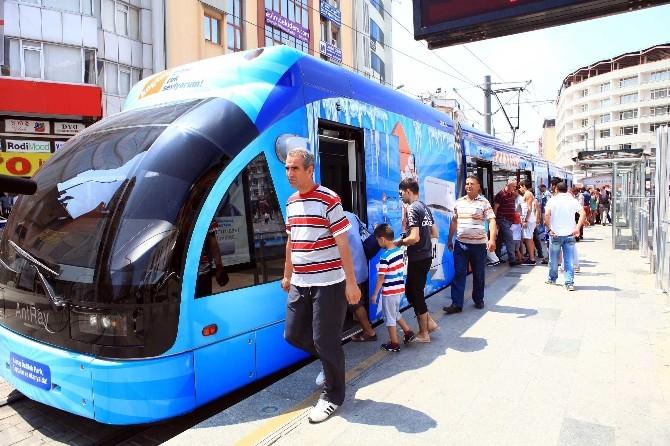 Kırmızı Otobüs, Antray Ve Nostalji Tramvayı Bayram Boyunca Ücretsiz