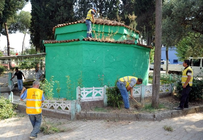 Aydın Büyükşehir Belediyesi Sinan Dede Türbesini Yeniledi