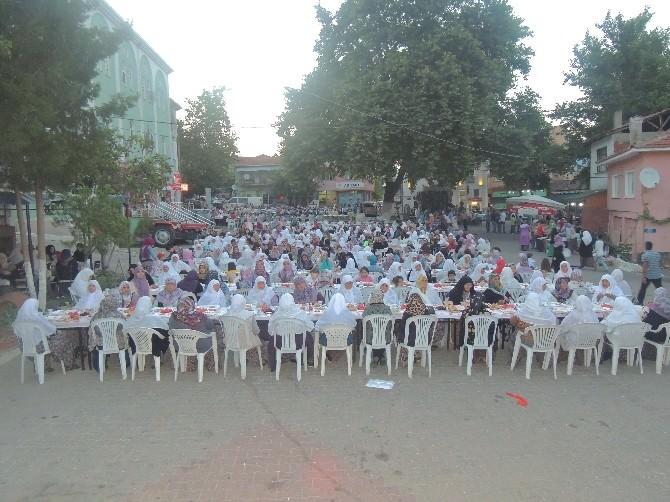 İnhisar'da Ramazan Coşkusu