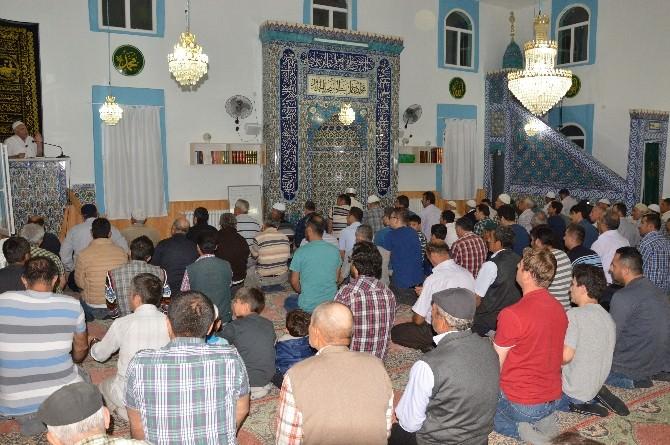Kırka'daki Camiler Kadir Gecesi Nedeniyle Doldu Taştı