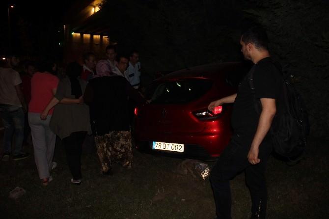 Karabük'te Trafik Kazaları : 1 Ölü, 1 Yaralı