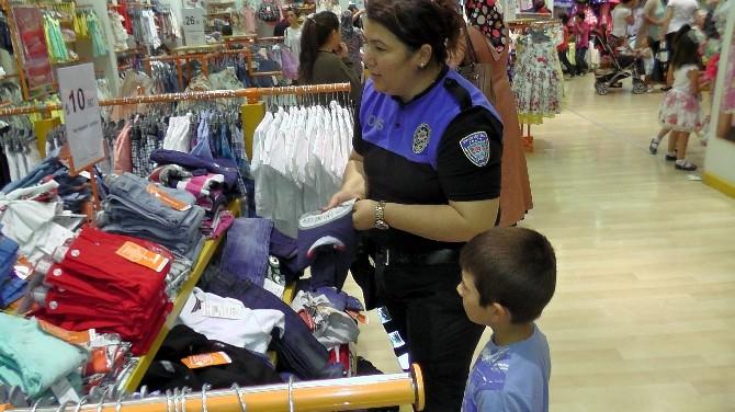 Ereğli Polisinden Anlamlı Davranış
