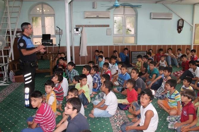 Kuran Kursu Öğrencilerine Boğulma Vakaları Anlatıldı