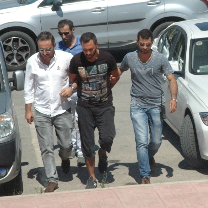 Muğla'da Hırsızlık Olaylarına Karışan Zanlı Yakalandı