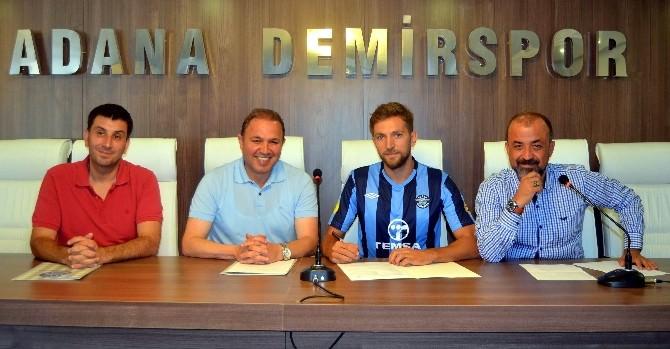 Mehmet Ozan Adana Demirspor'da