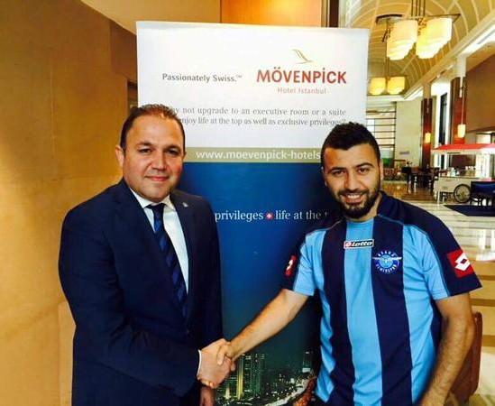 Adana Demirspor, Kayserispor'dan Anıl'ı Renklerine Bağladı