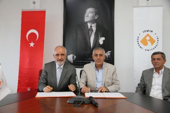 Salihli TSO, Ekonomi Üniversitesi İle İndirim Protokolü İmzaladı