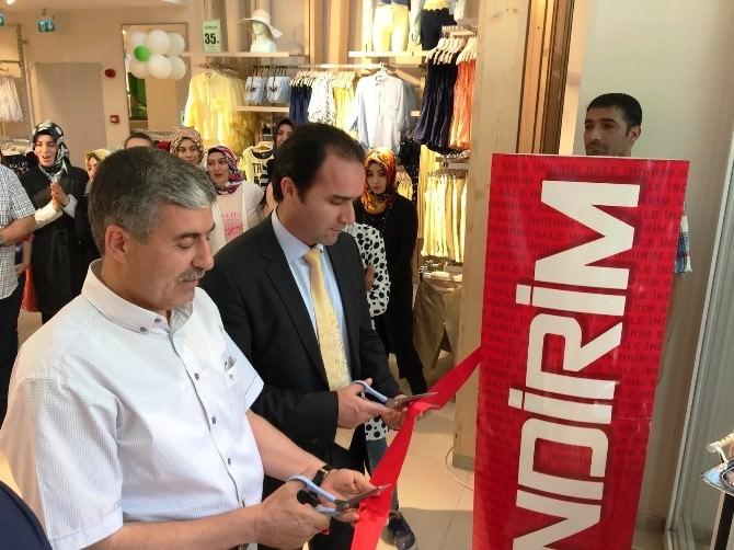 Tatvan'da Yeni Bir İş Yeri Daha Açıldı