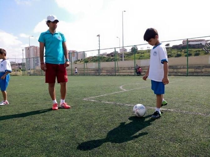 Yaz Spor Okulları'nda Birinci Dönem Sona Erdi