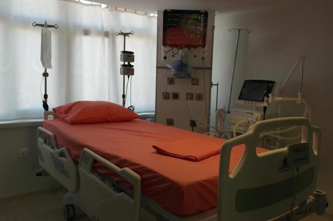 Yozgat Devlet Hastanesi Yoğun Bakım Ünitesi Hasta Kabulüne Başladı