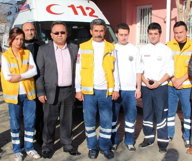 112 Çalışanlarının Yolluk Sorunu Çözülüyor