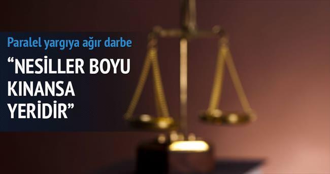 HSYK'dan Paralel yargıya ağır darbe