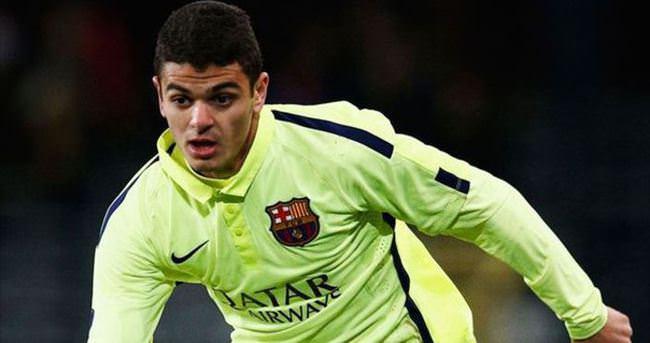 Stoke City, Barcelonalı El Ouriachi'yi transfer etti