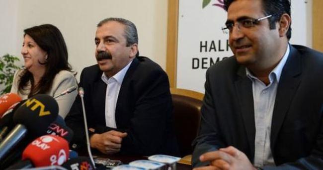 HDP'den AK Parti görüşmesi sonrası önemli açıklama