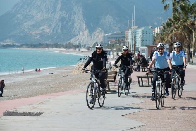 Antalya Emniyeti Martı Timleri Göreve Başlıyor