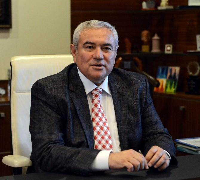 ATSO Başkanı Çetin'den Bayramı Mesajı