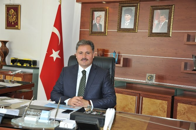 Başkan Çakır'dan Ramazan Bayramı Mesajı
