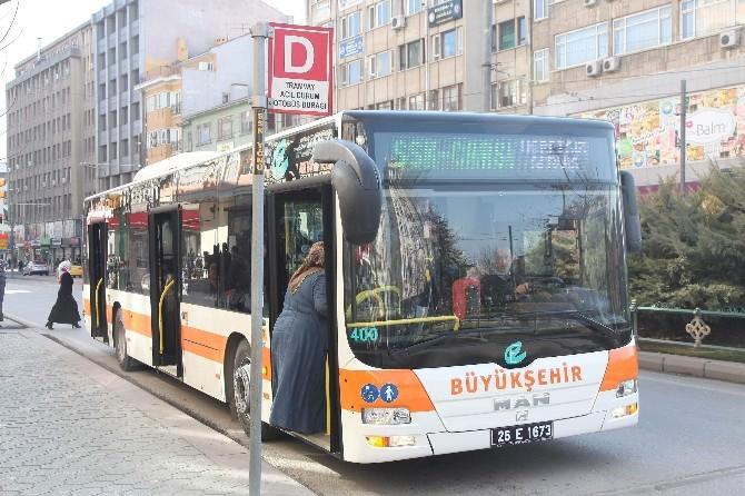 Büyükşehir'den Bayramda Asri Mezarlığına Ücretsiz Otobüs Seferleri